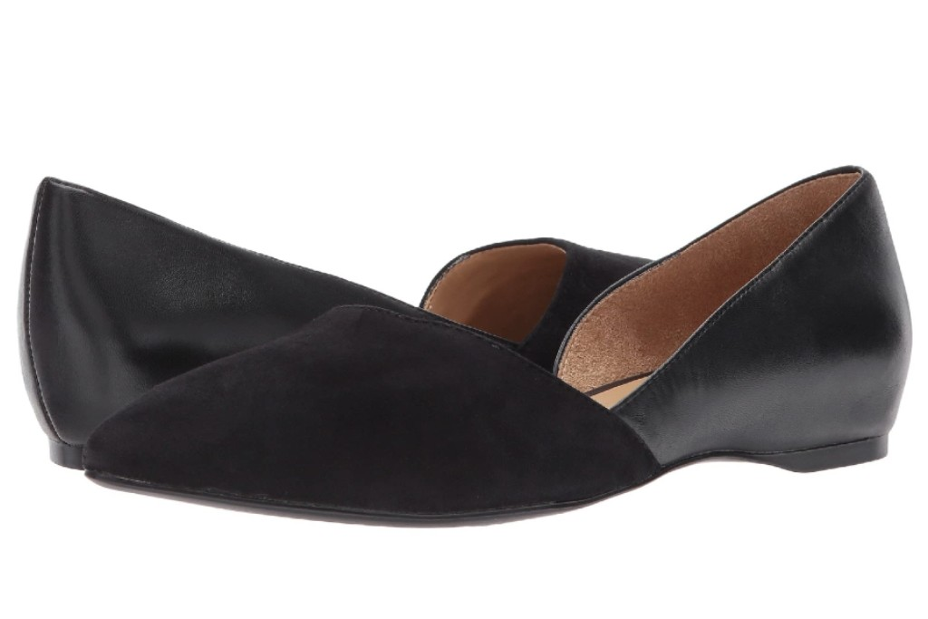 Naturalizer Samantha Flat, flats with arch support