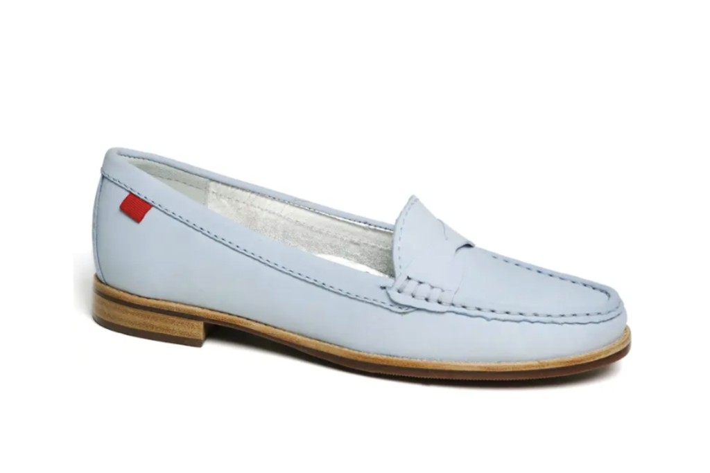Marc Joseph New York Plymouth Street Twisted Loafer, flats with arch support