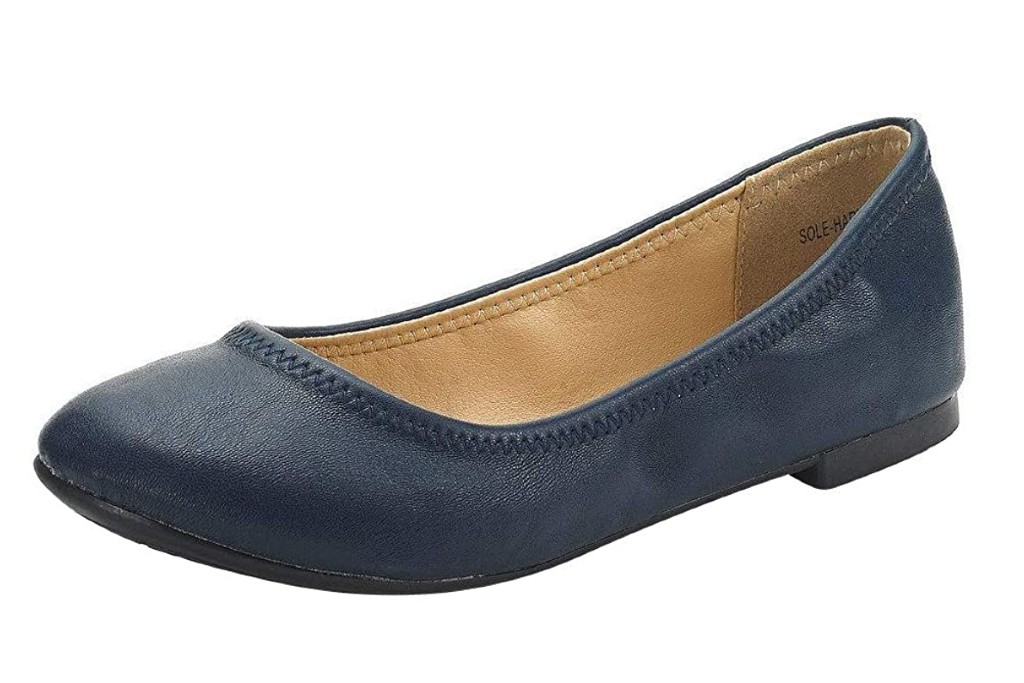 Dream Pairs Sole-Happy Ballerina Flat, flats with arch support