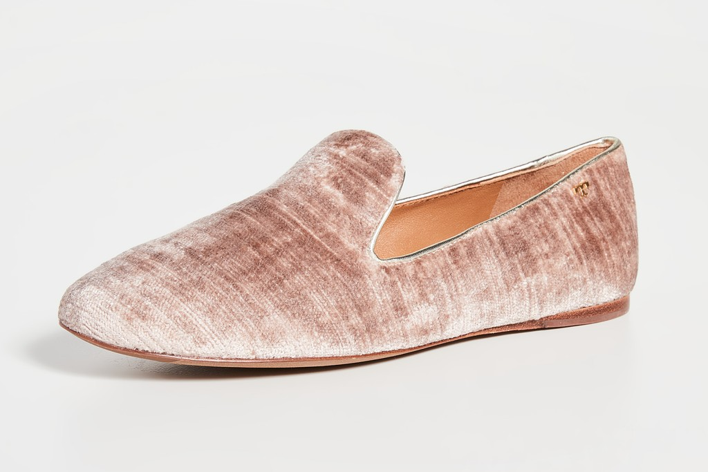 tory burch smoking slipper, house shoes