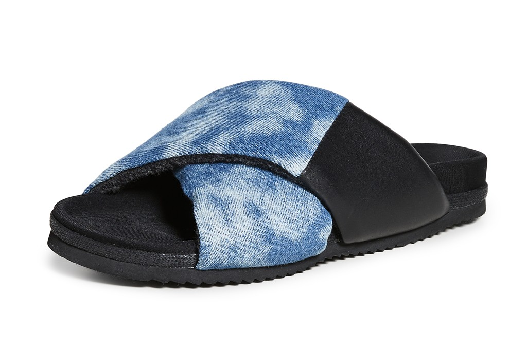 Roam Patch Slides, house shoes for women
