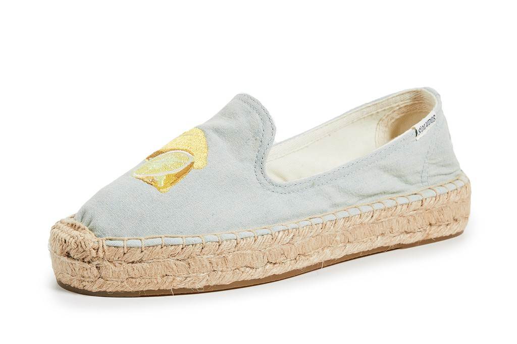 house shoes for women, soludos lemon smoking slippers