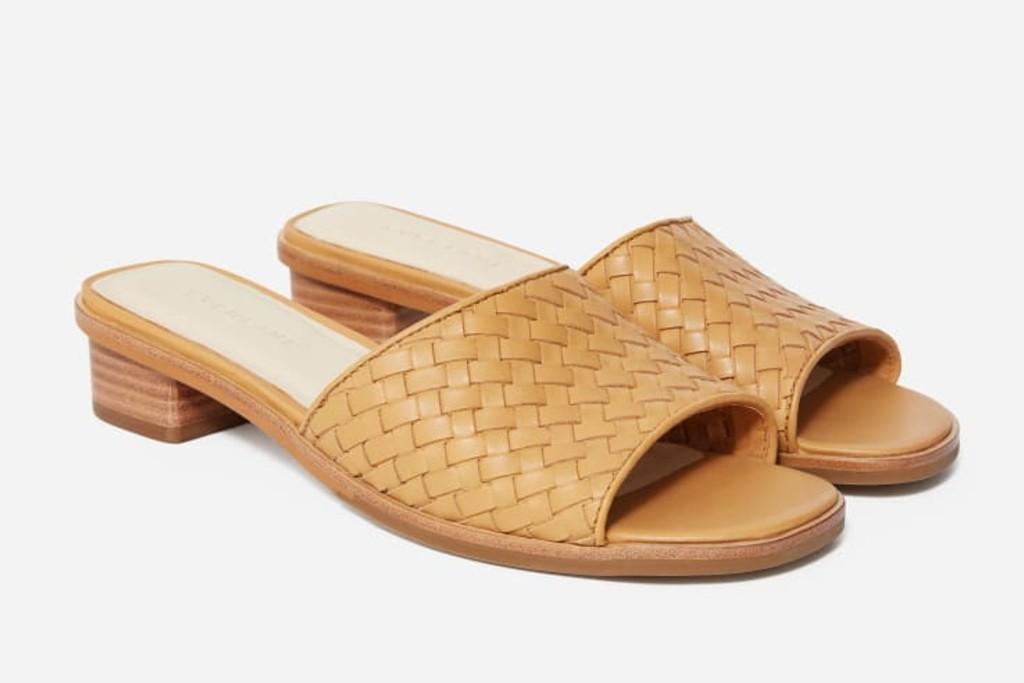 everlane city sandal, spring sandals