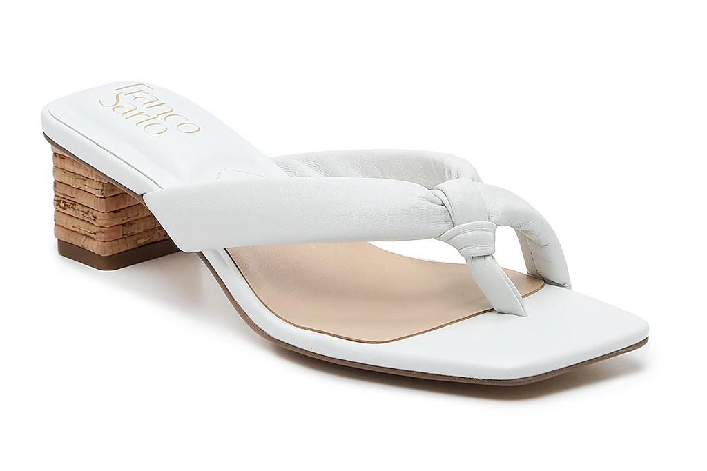Franco Sarto Cristal Sandal, spring sandals
