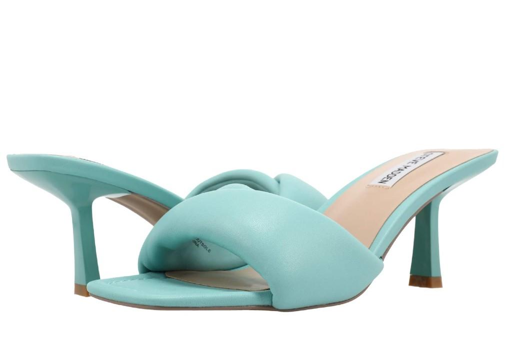 spring sandal trends, Steve Madden Thai Heeled Sandal