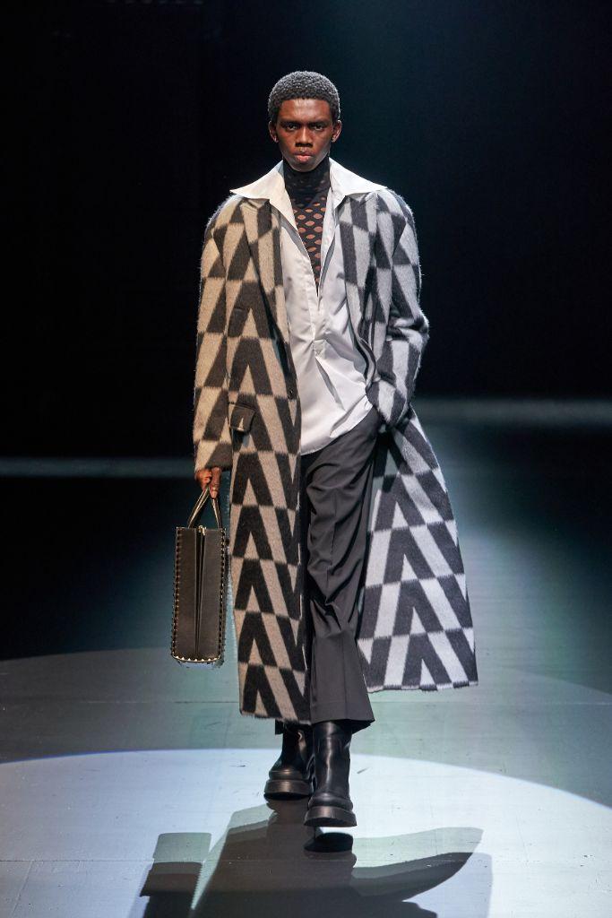 valentino, fall 2021, mfw, milan fashion week
