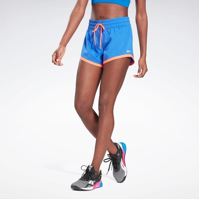 reebok workout ready shorts, reebok workout apparel for women