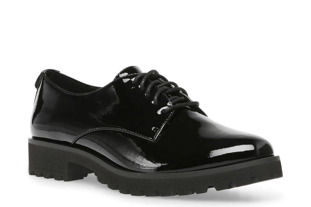 ann klein, aira oxford, brogue shoes