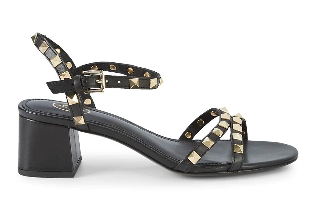 studded heels, ash