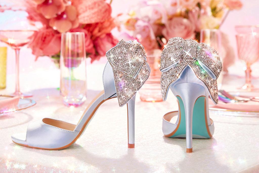 Venta Dior Bridal Heels En Stock