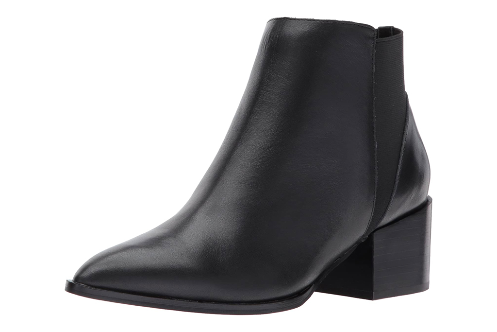 black booties, boots, chinese laundry
