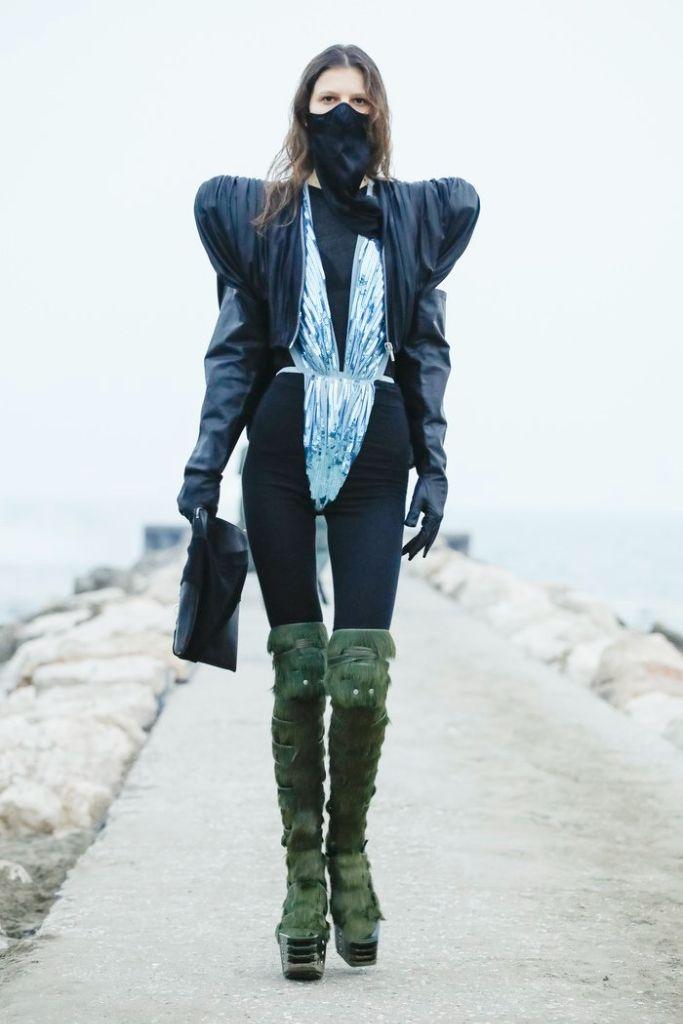 rick owens, rick owens fall 2021, fall 2021, pfw, paris fashion week