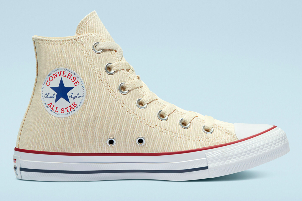 Converse Chuck Taylor All Star, ivory