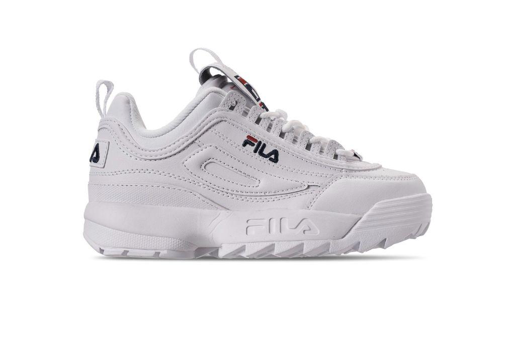 fila disruptor ii premium casual athletic sneaker