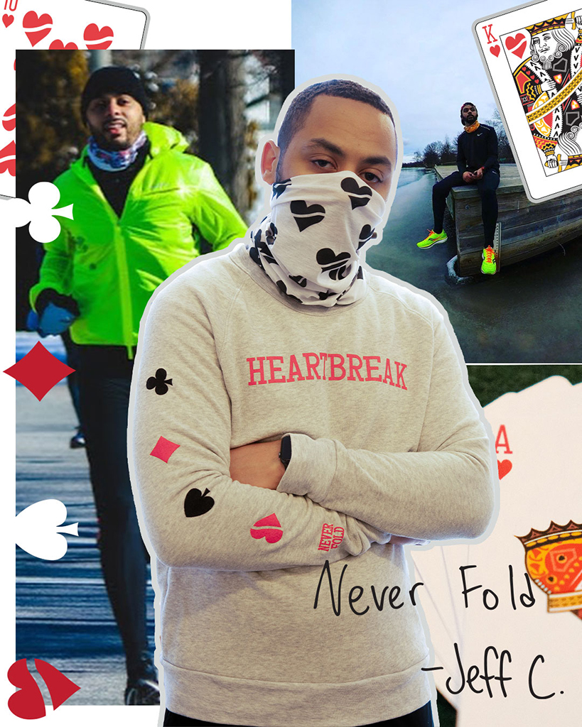 Never Fold Heartbreak Hill Running Co