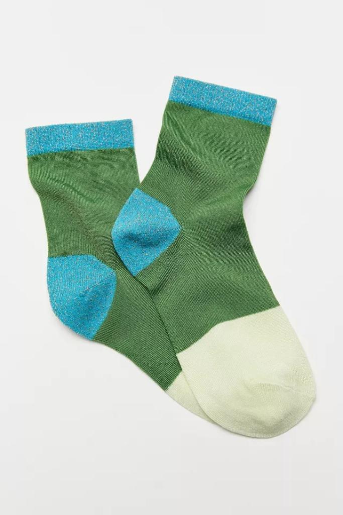 green socks, st. patrick's day