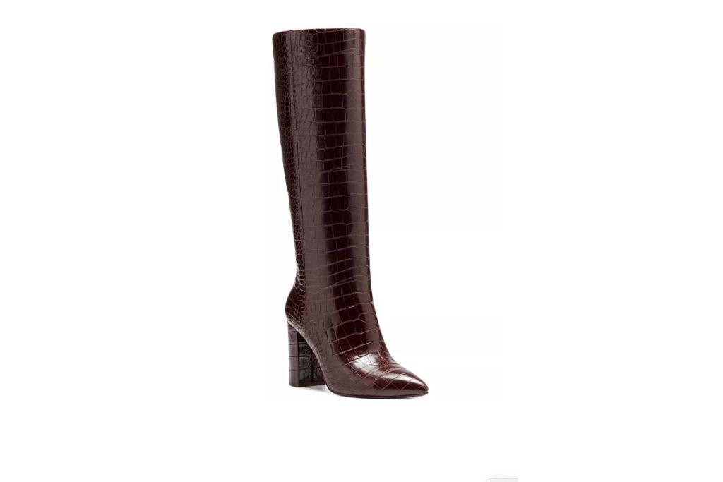 INC International Concepts Block-Heel Boots