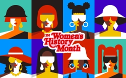 women's history month international womens day