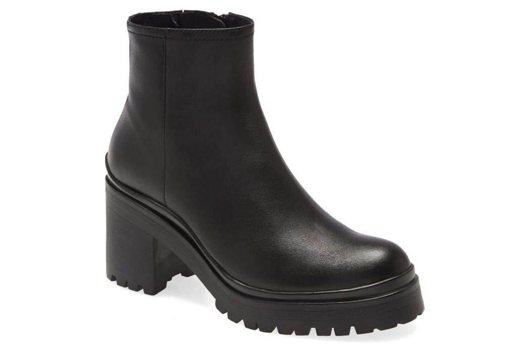 round toe boots, platform, jeffrey campbell