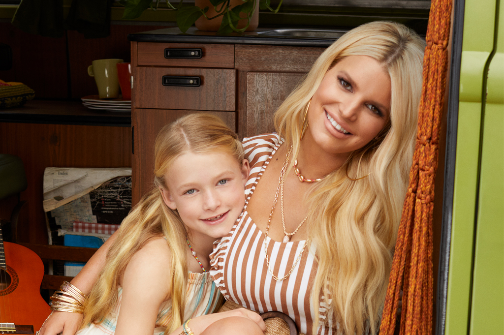 Jessica Simpson Talks About Her Pandemic Year and Bringing Her Kids Into the Family Business