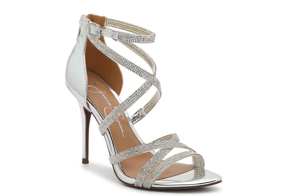 jessica simpson, wylane sandal, dsw