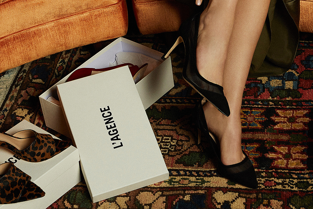 Why L'Agence Is Getting Into Footwear & Betting on the Return of High Heels
