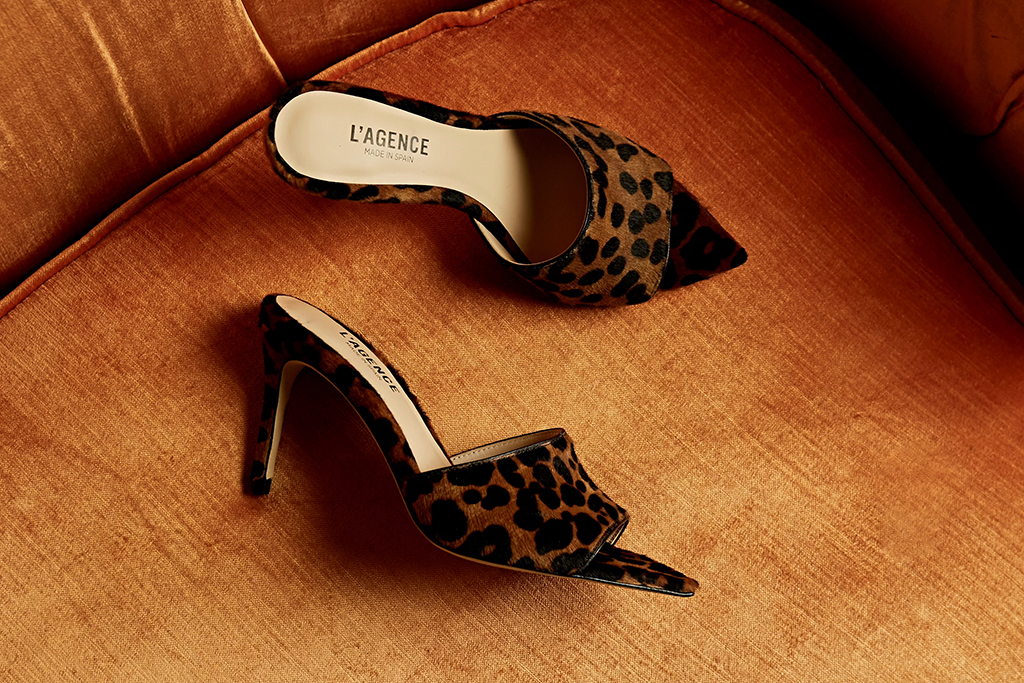 L'Agence, shoes, fall 2021