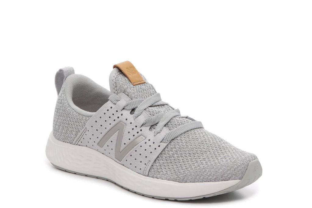 new balance, sneaker, mesh sneakers