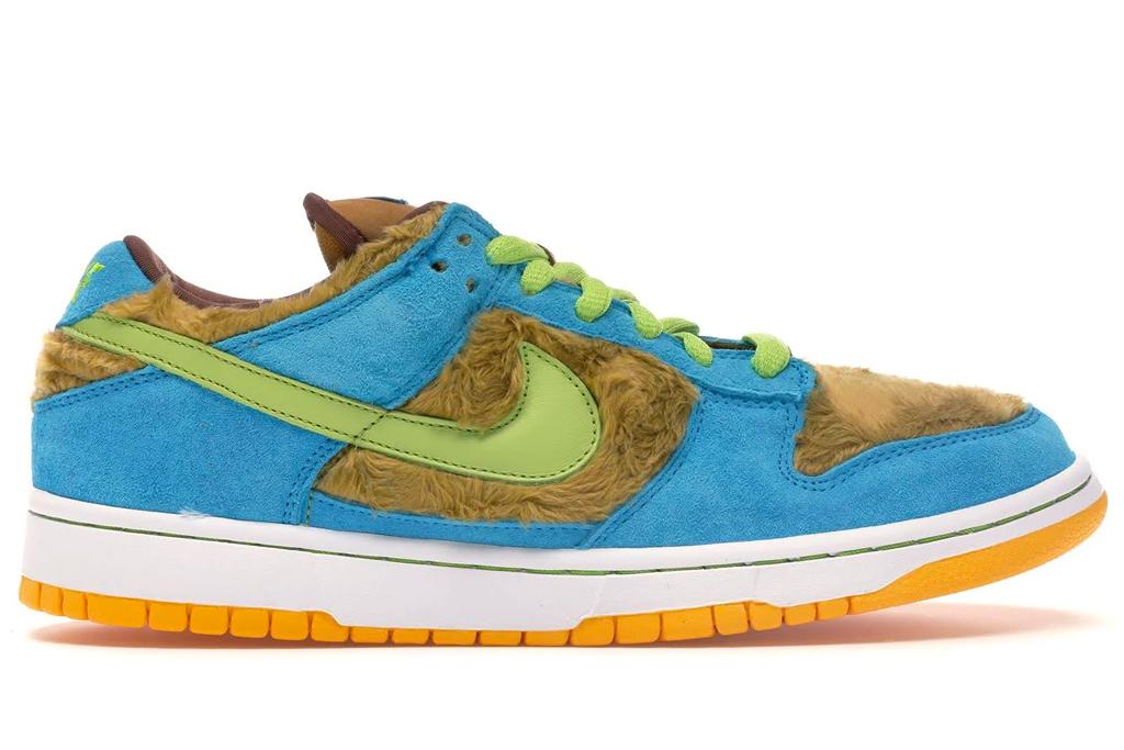Nike Dunk Low Premium SB 'Three Bears', nike, dunk, grateful dead