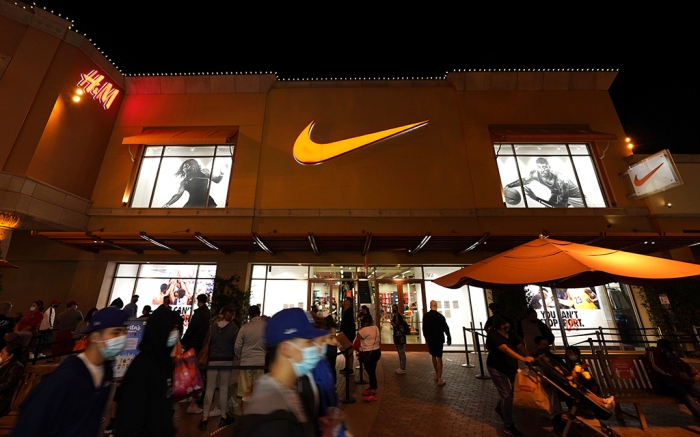 Nike Factory Outlet Los Angeles