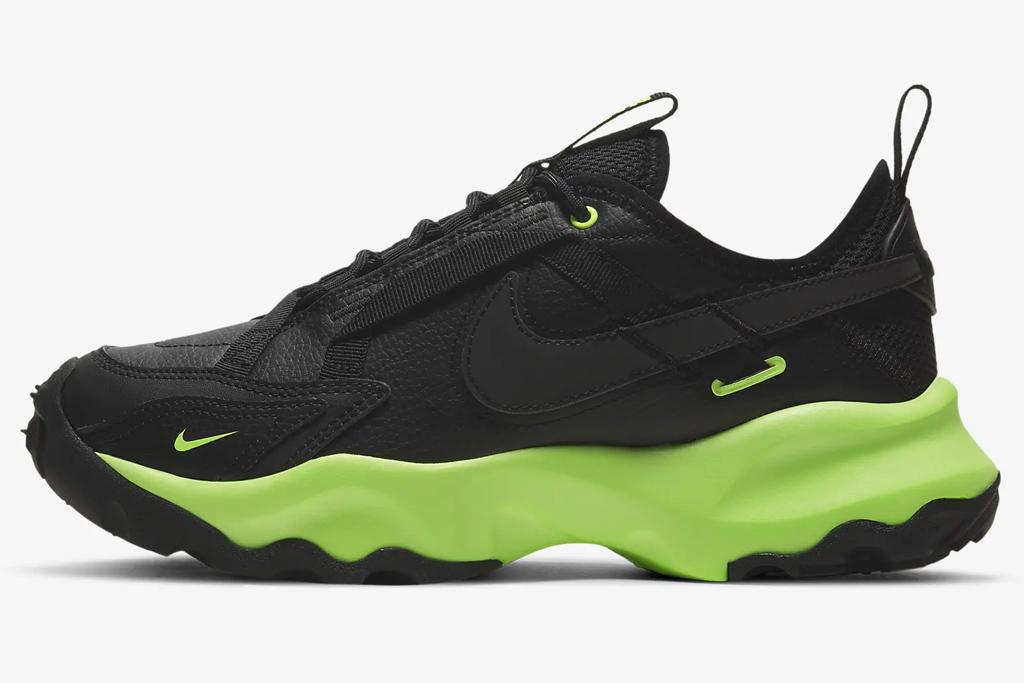 nike, sneakers, black