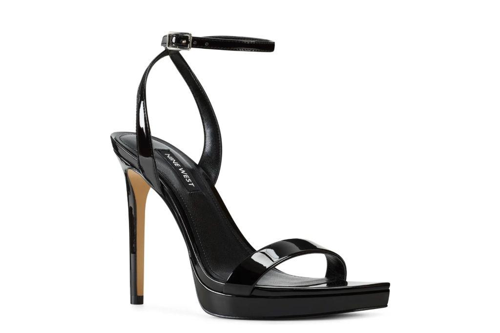 nine west zadie platform sandal