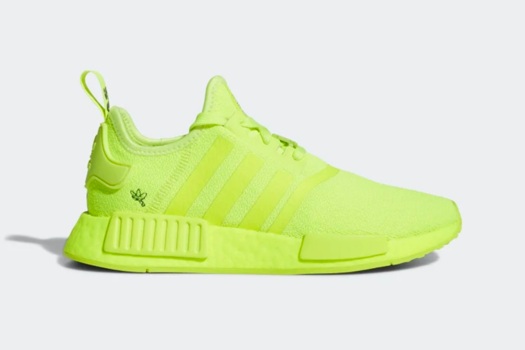 Adidas NMD R1 in Solar Yellow