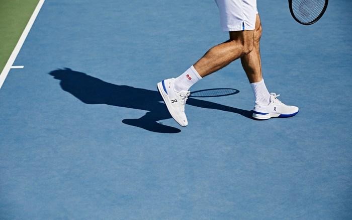 Roger Federer On The Roger Pro