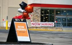 retail jobs hiring employment