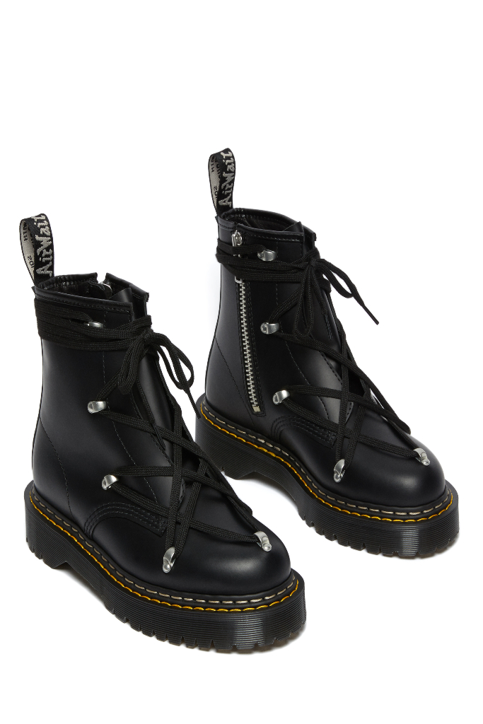 Dr. Martens x Rick Owens 1460 Bex Boot