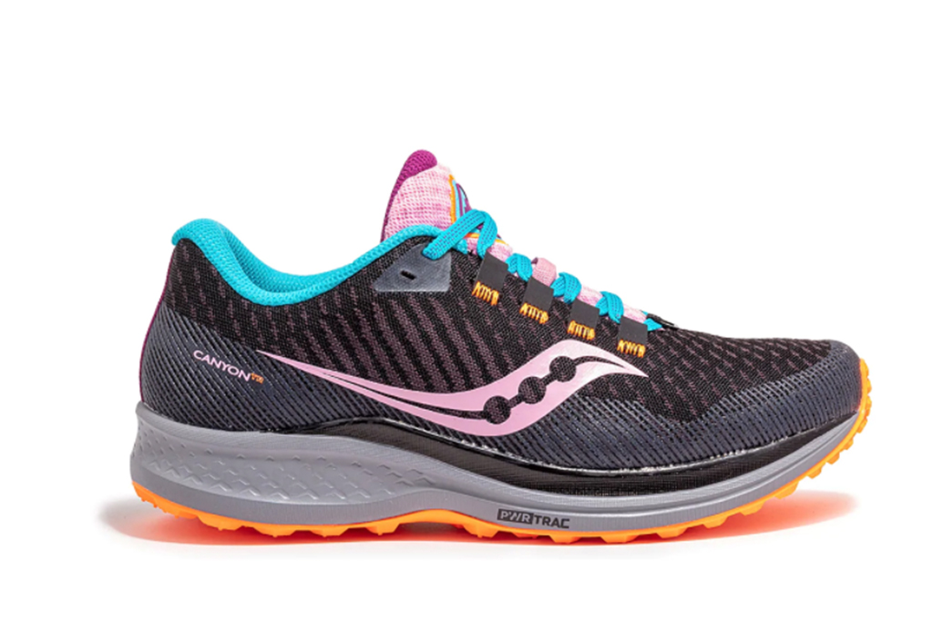 saucony, CANYON TR TRAINING SHOE, chunky running sneakers