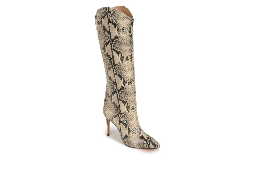 schutz, maryana pointed toe boot