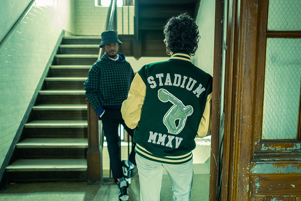 Stadium Goods premium apparel