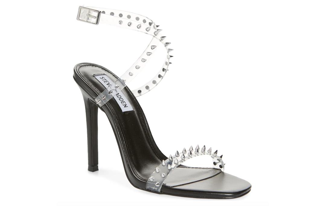 studded heels, steve madden