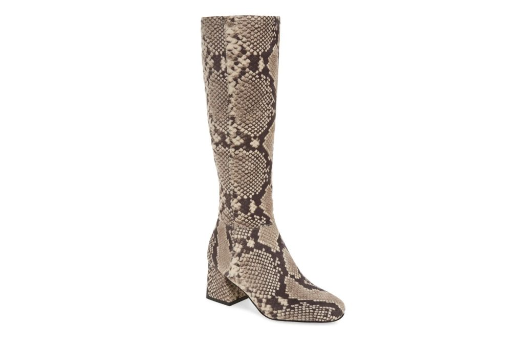Steve Madden, Dexie Heel Tall Boot