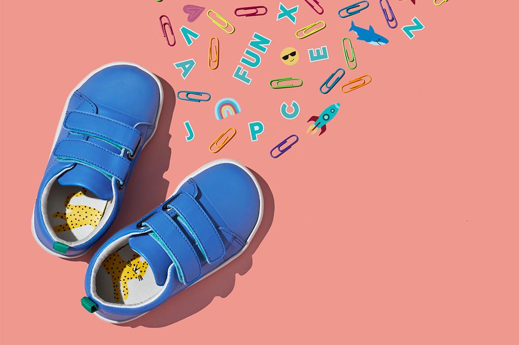 Ten Little toddler shoes