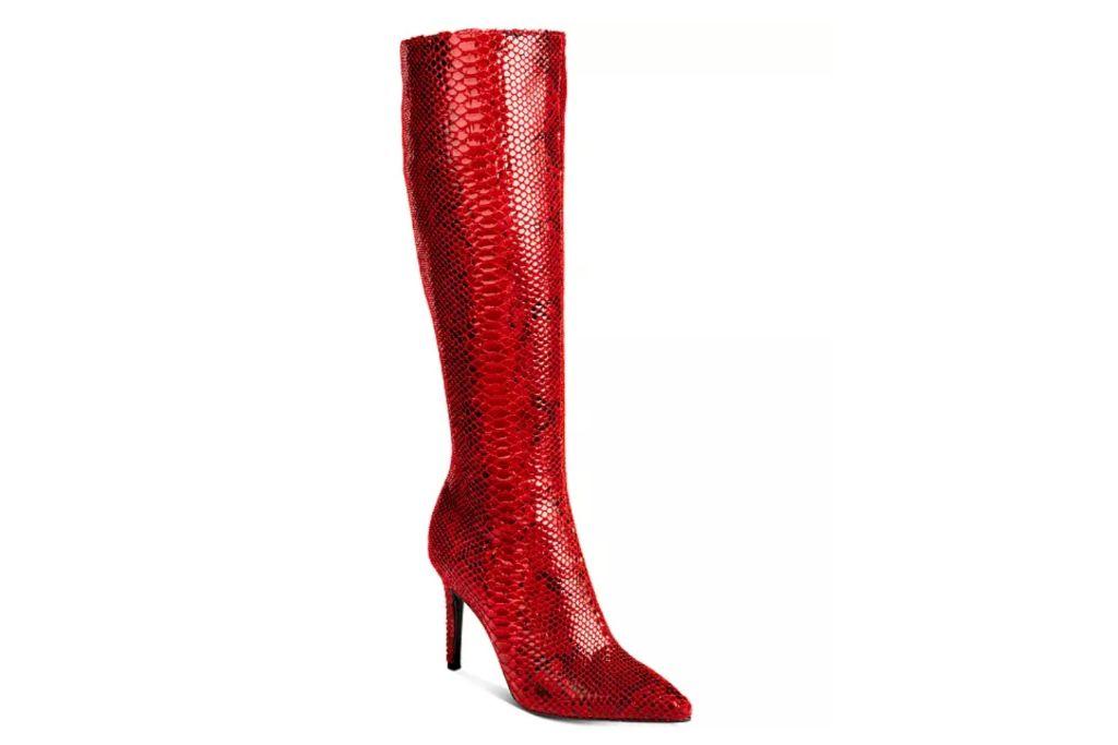 thalia sodi, rajel dress boots, macys