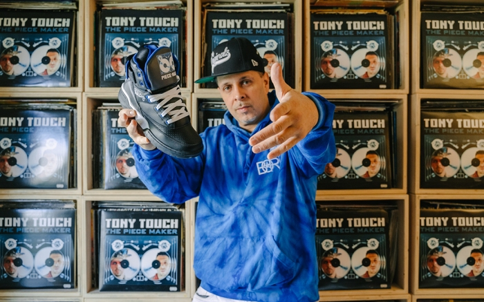 Ewing Athletics Tony Touch 33 Hi The Piece Maker