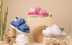 Ugg Fluff Sugar Sustainable Sandal