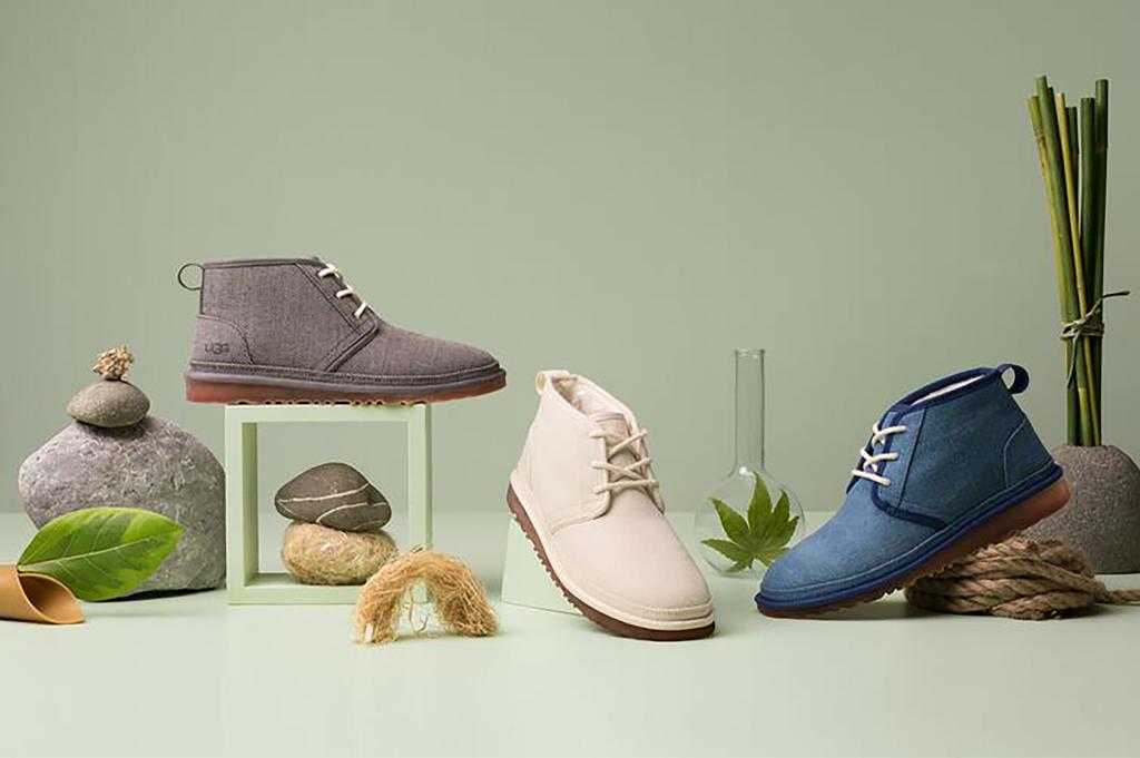 Ugg Neumel Natural Sustainable Shoe