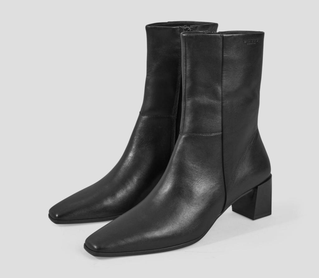 vagabond, gabi boots, black boots