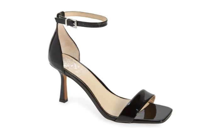 Vince Camuto, ankle strap