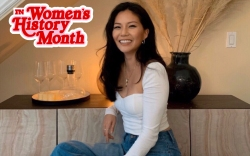 sunny wu, ourcommonplace, women's history month
