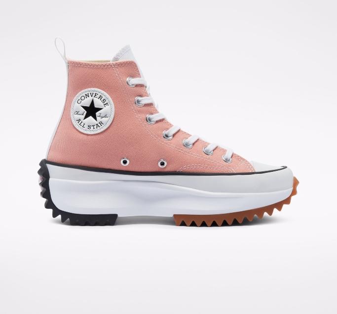 women's platform sneakers, converse statement run star hike